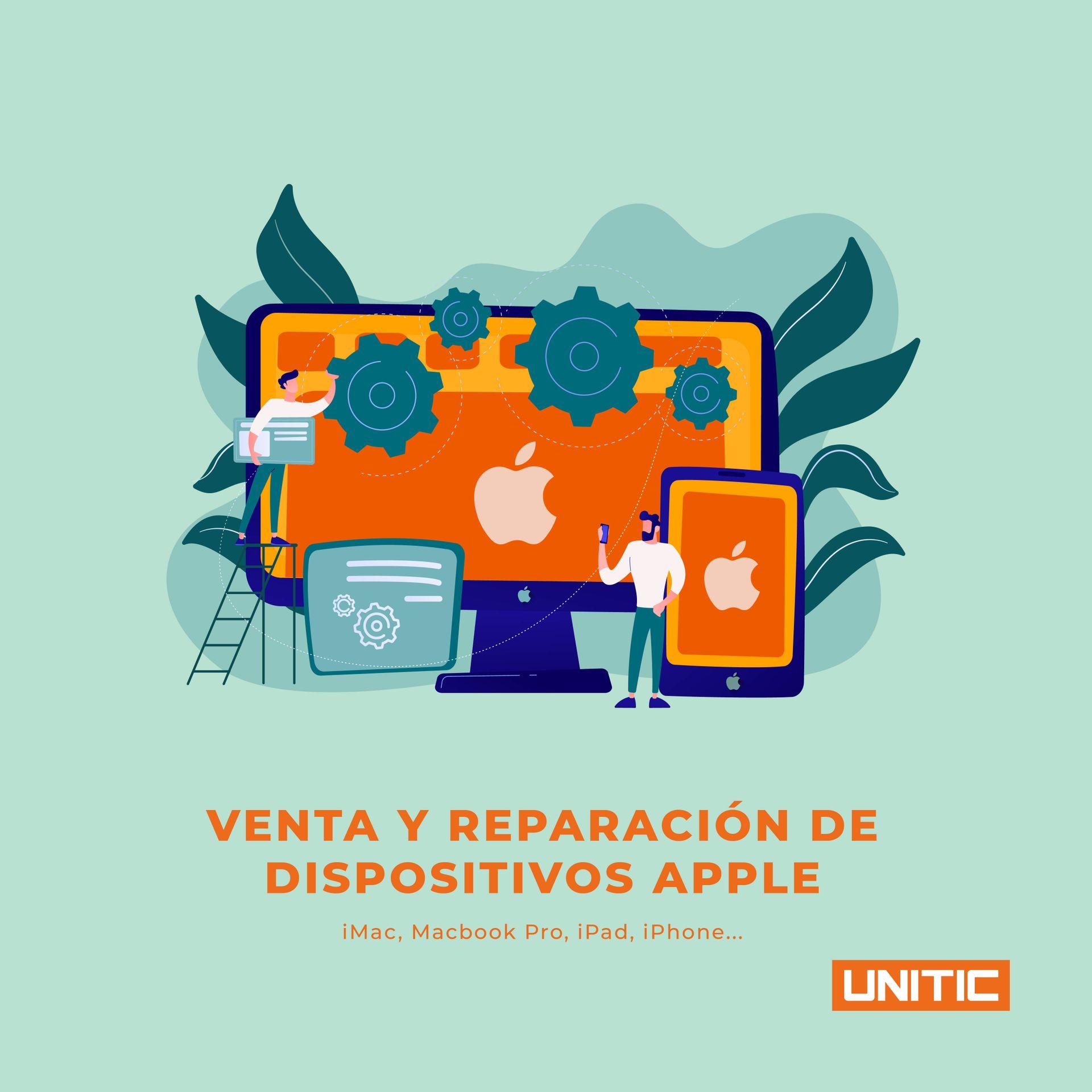 venta y reparacion Apple Huesca
